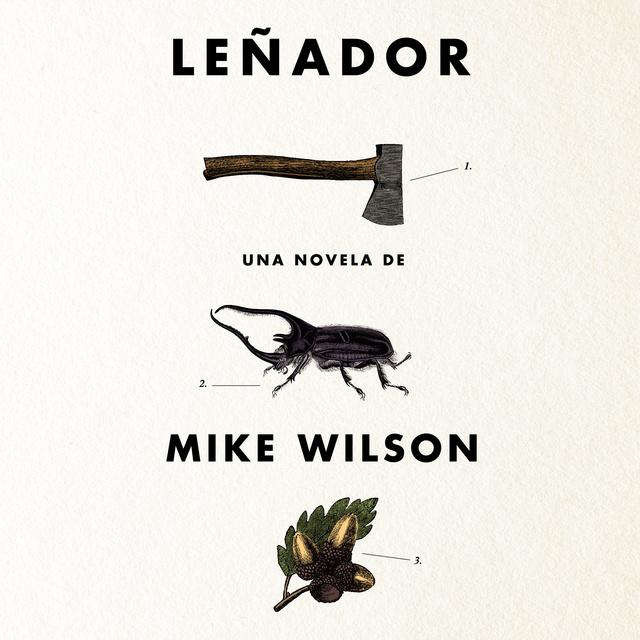 audiolibro leñador mike wilson